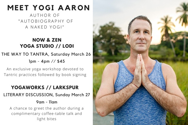 Meet Yogi Aaron Cali Tour(2)