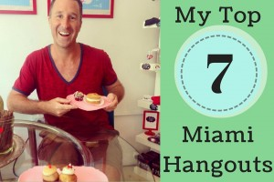 Yogi Aaron's Top Five Miami Hangouts