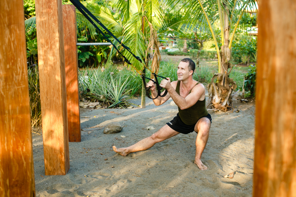 Insane High Intensity Total HIIT TRX Workout