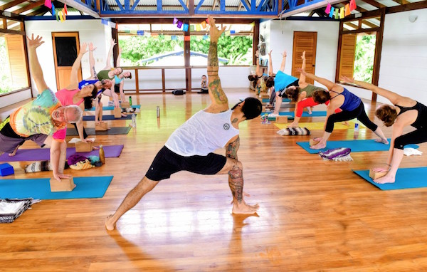 Start A Yoga Retreat