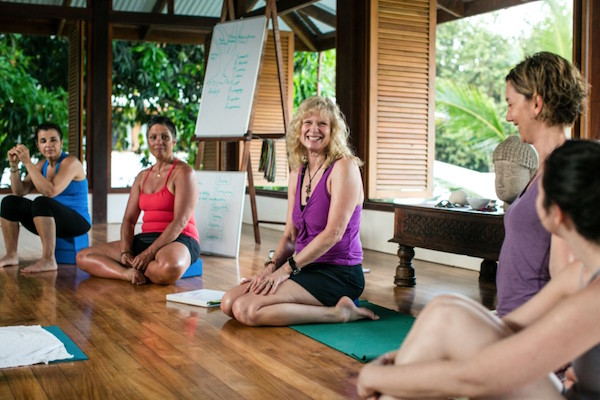 Starting A Yoga Retreat