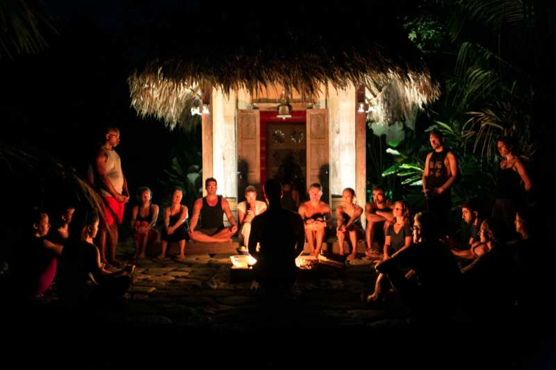 Rituals at Blue Osa