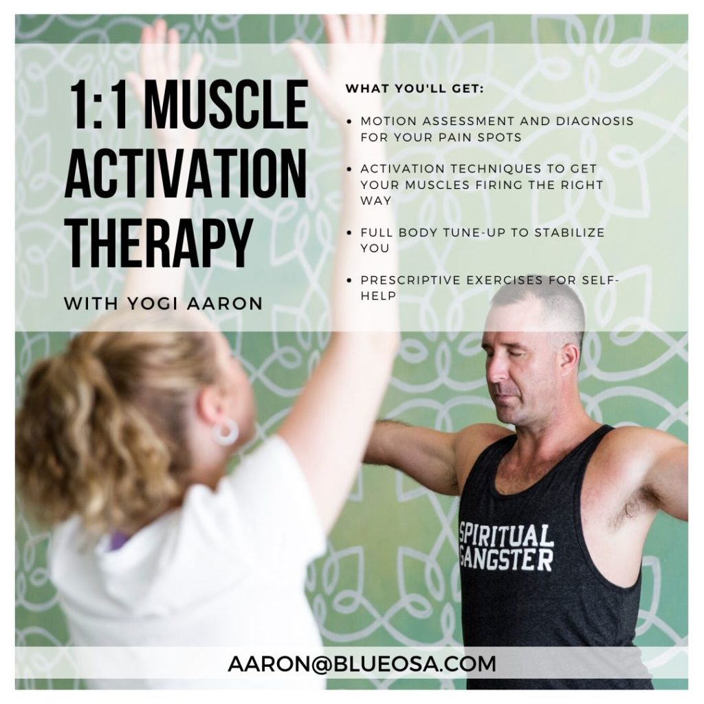 Muscle Activation Therapy